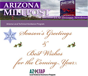 AZ LTAP Milepost Newsletter - Winter 2019